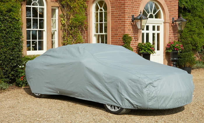 Protector-4 Breathable Fleece Lined Outdoor Car Cover - Size 4XL ...