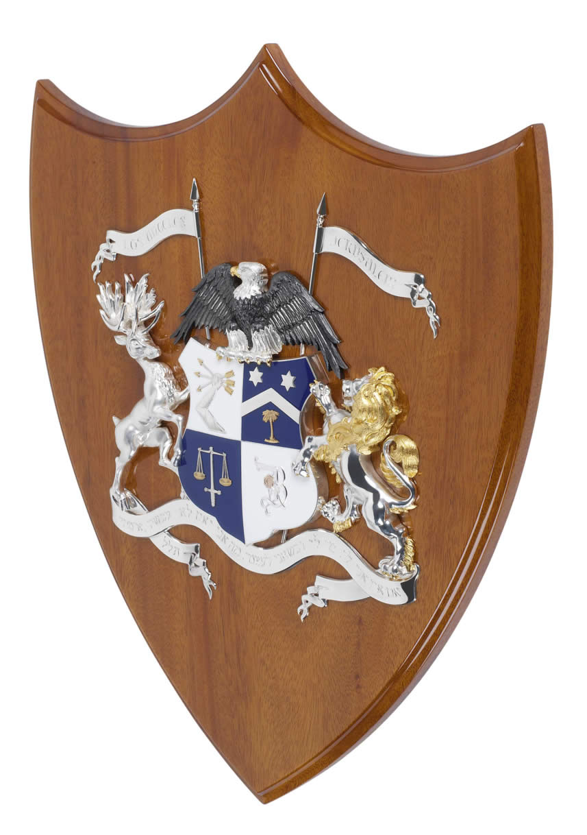 3D Coat of Arms