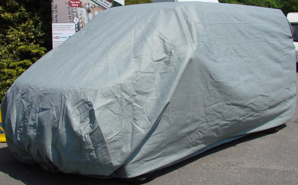Modern Volkswagen T2 Camper outdoor cover