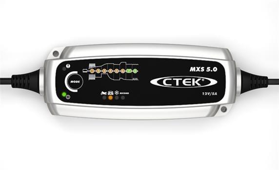 CTEK MXS 5.0 Battery Conditioner