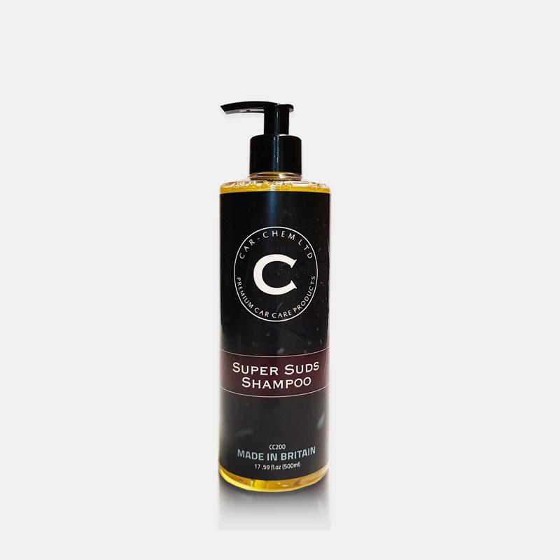 CarChem Super Suds Shampoo