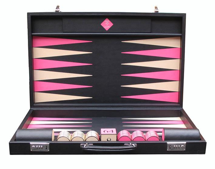 Professional Backgammon set