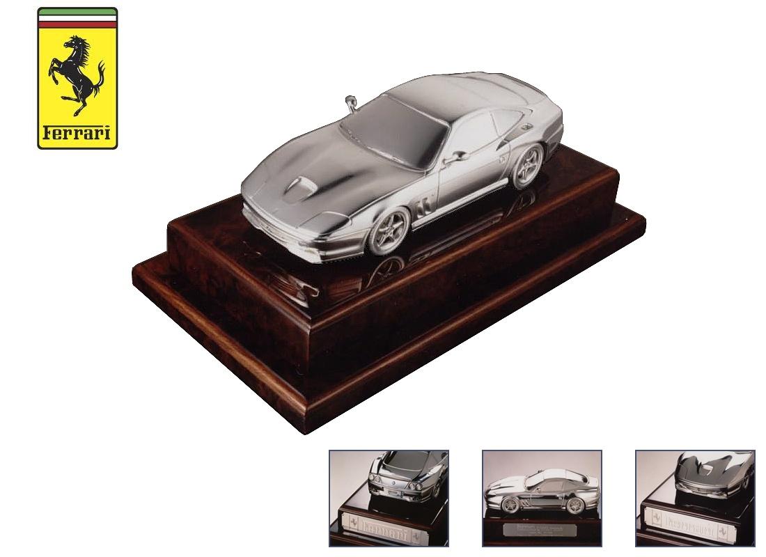 Ferrari 550 Maranello 1:18 scale
