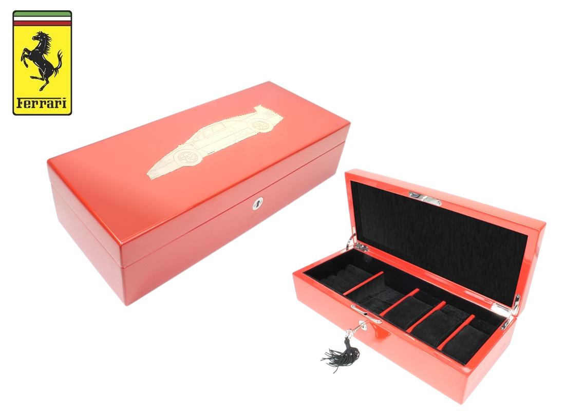 Ferrari F40 Valet Box