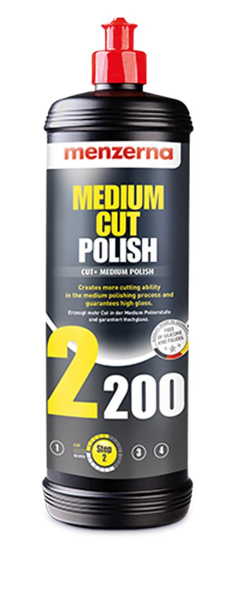 Menzerna Power Finish 2200 Medium Cutting Compound (250ml)