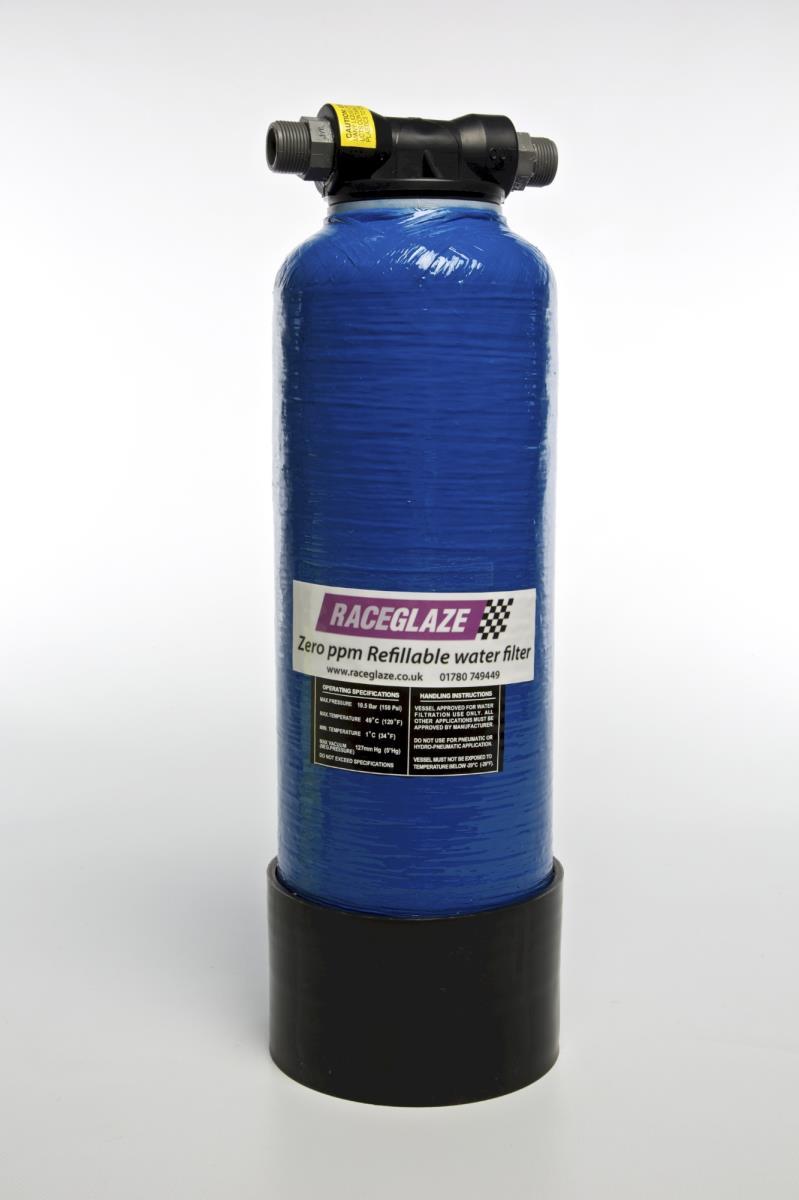 Race Glaze 0ppm water filter (7 litre)