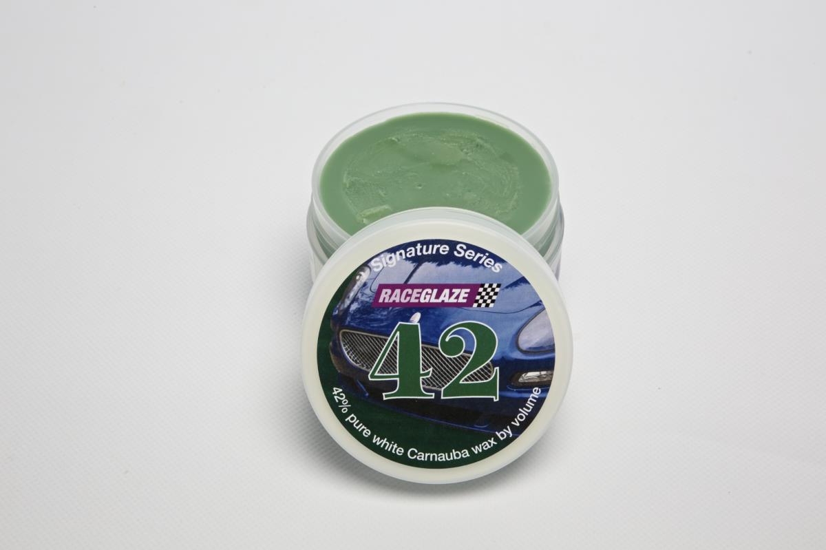 Race Glaze Signature 42 Wax