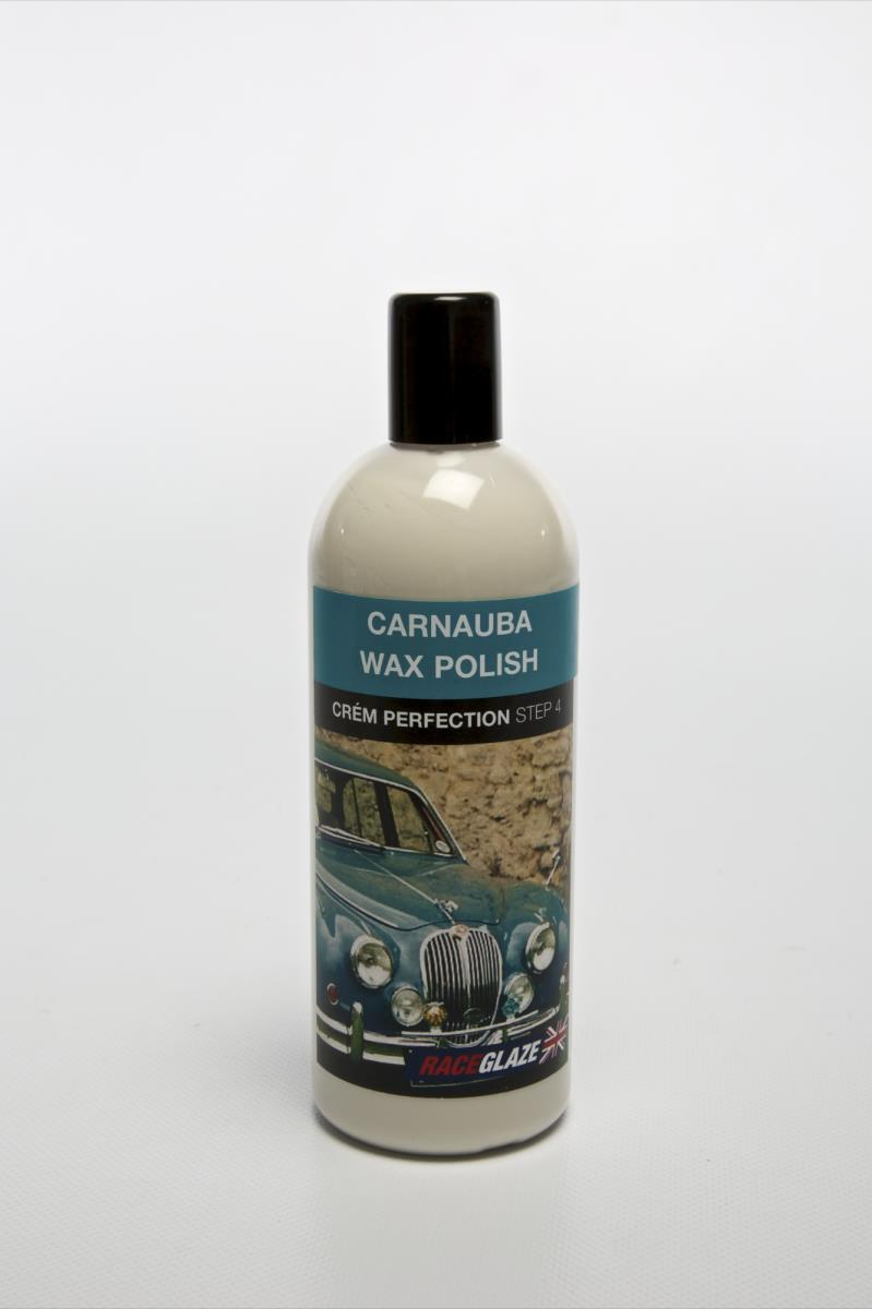 Race Glaze Crem Perfection Carnauba Wax (500ml)