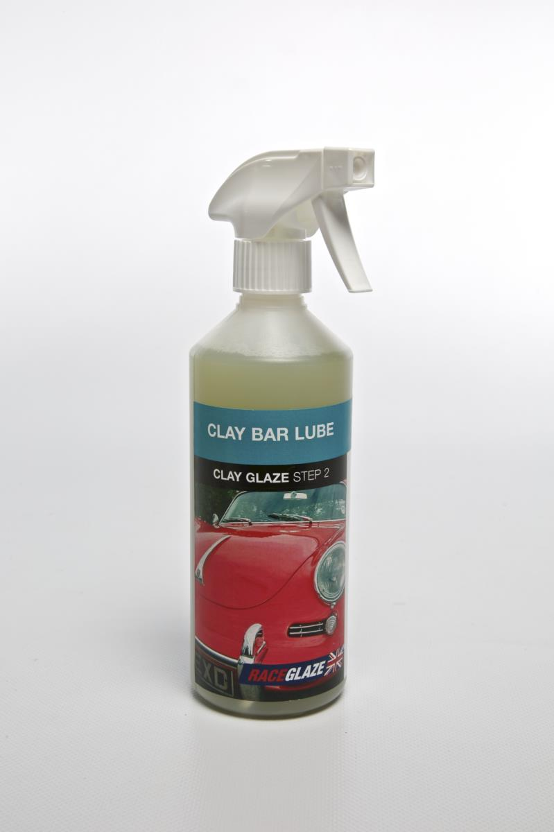 Race Glaze Clay Lube