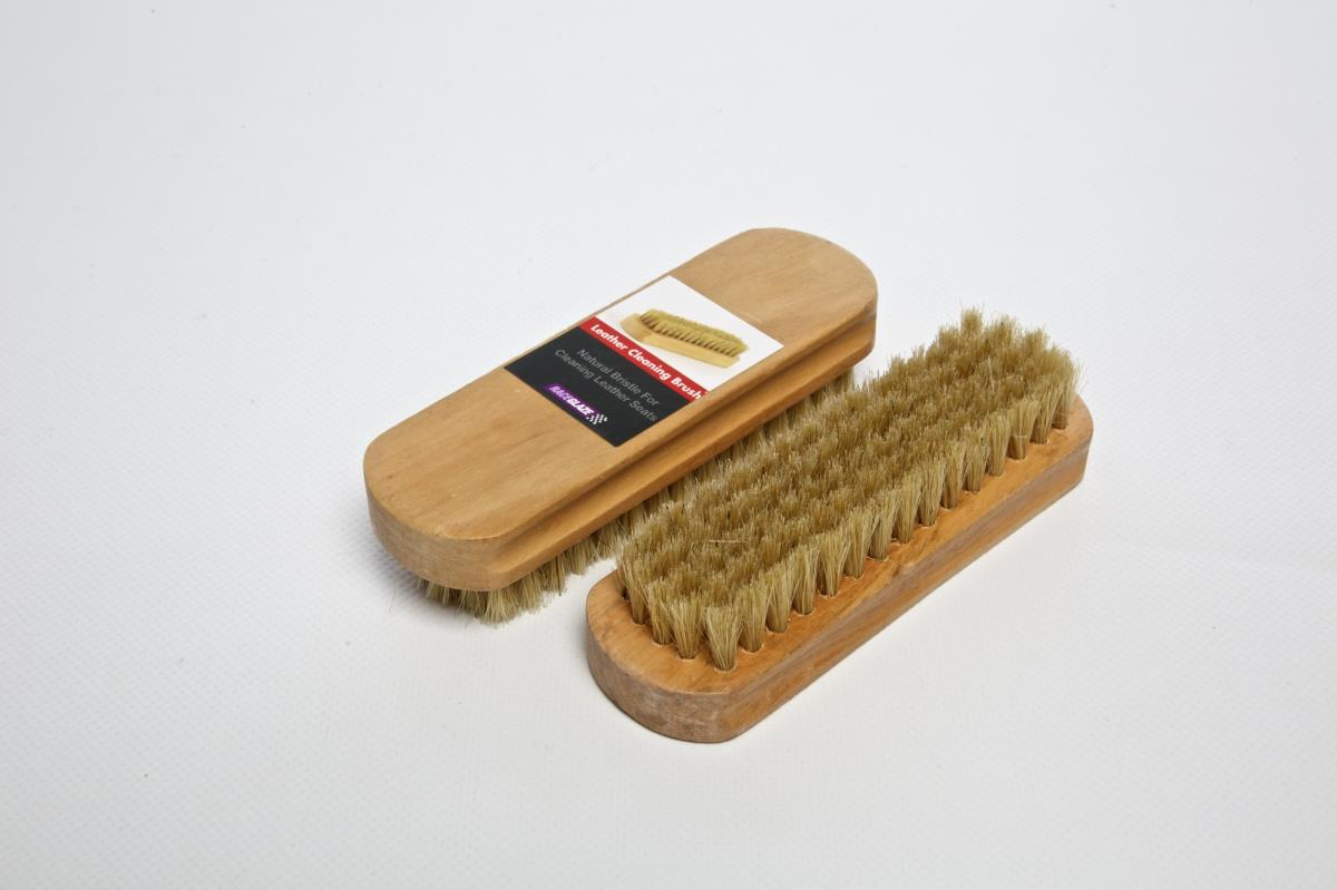 Race Glaze Leather Cleaning Brush