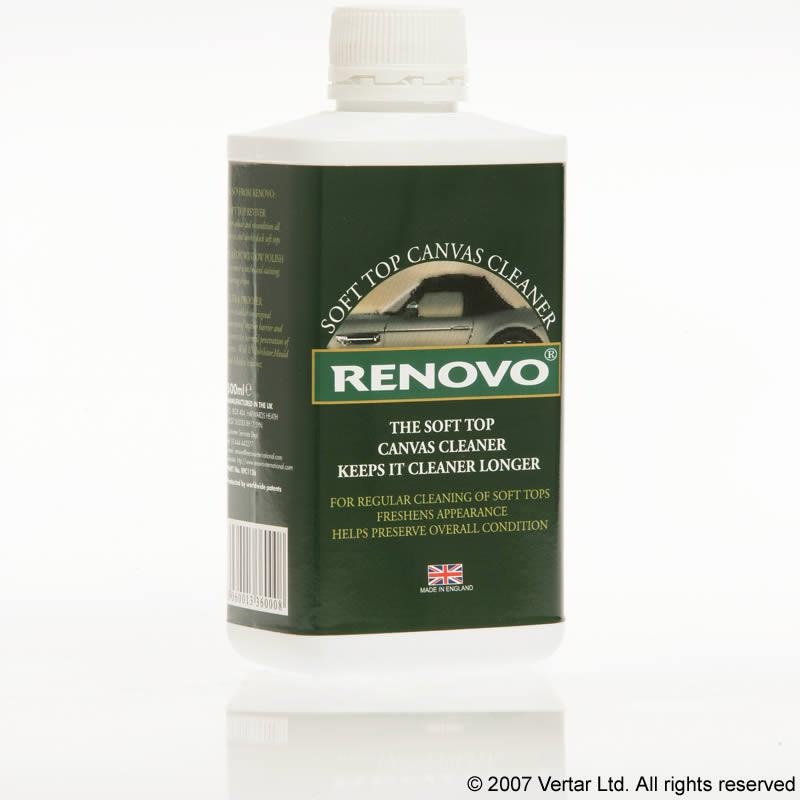 Renovo Soft Top Canvas Cleaner (500ml)