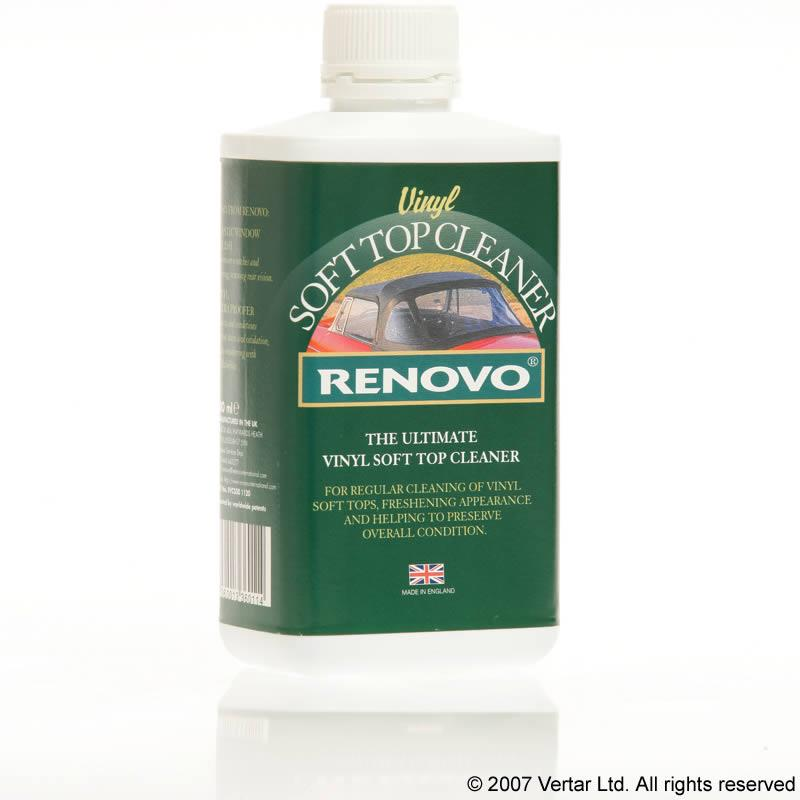 Renovo Vinyl Cleaner (500ml)