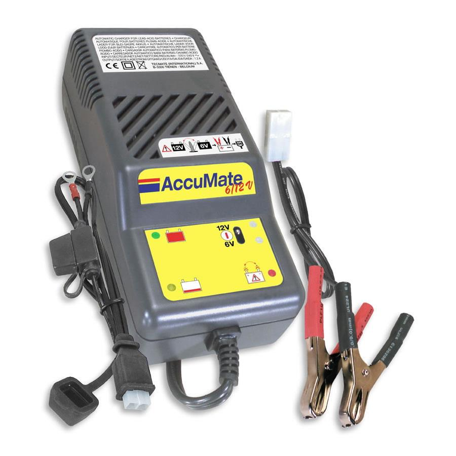 AccuMate 6/12V Charger/Optimiser
