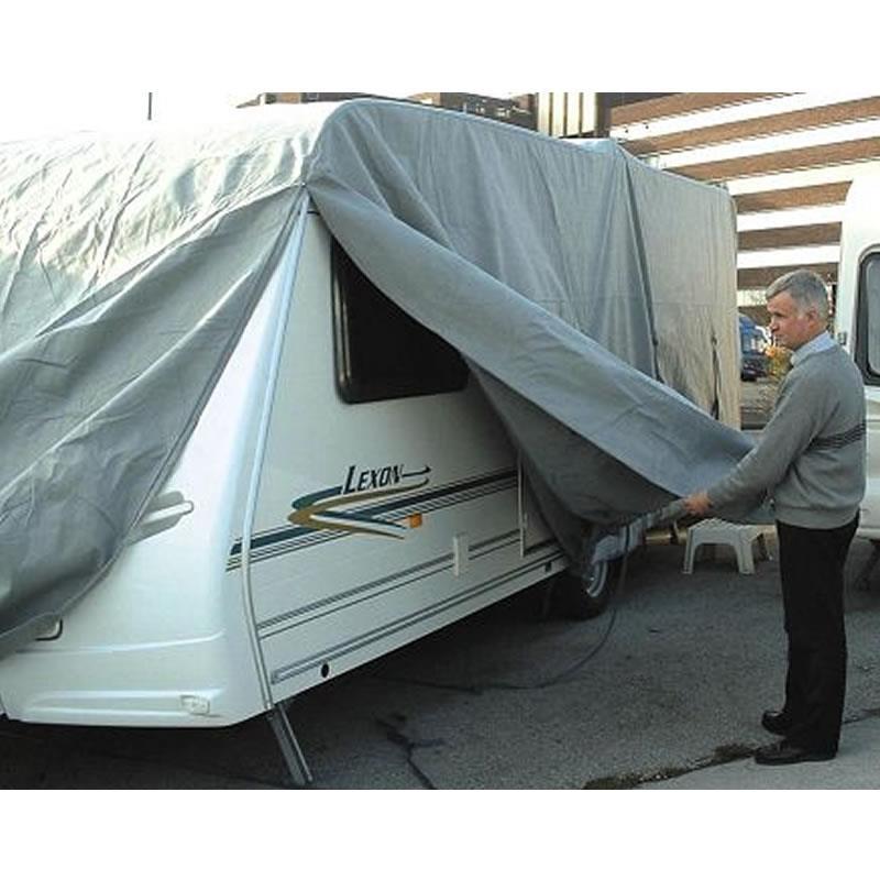 Caravan Cover - Breathable and Water Resistant Caravan Covers