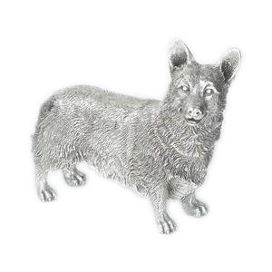 Silver Corgi