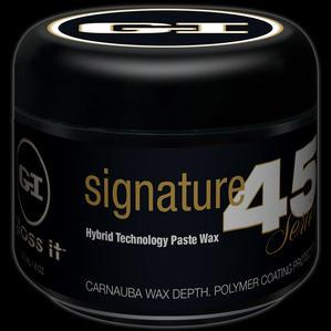 Gloss-It Signature 45 Hybrid Paste Wax