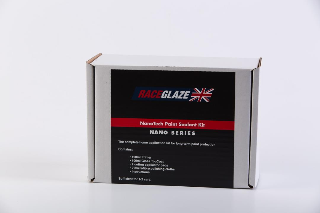 Race Glaze Nano Sealant Kit