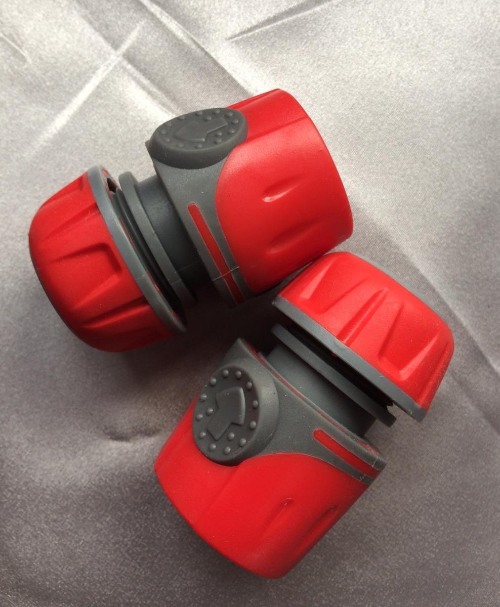 Water Filter Adapters & Hosepipe Grips (pair)