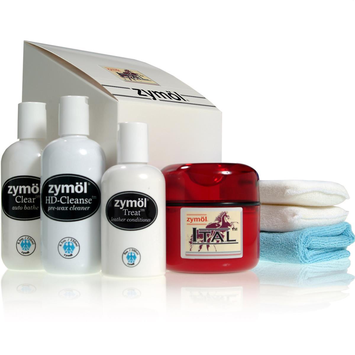 Zymol Starter Kits