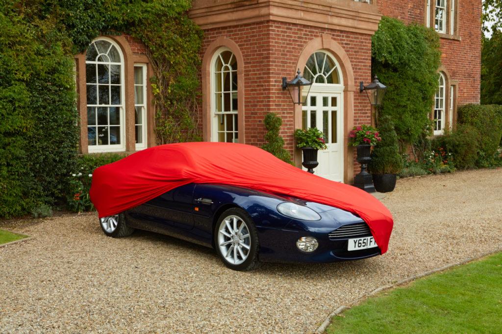 Aston Martin Car Covers More Than Polish